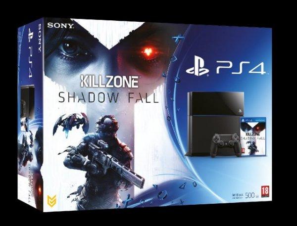 Playstation 4 Killzone Bundle ab 366€ @ Amazon UK WHD