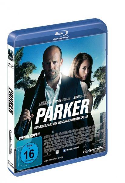 [amazon.de] Parker [Blu-ray] für 6,97 € (Prime oder Hermes)