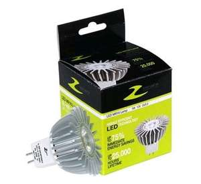 [ebay] - LED Leuchtmittel Zenaro GU5,3 / MR16 Strahler Spot Lampe Leuchte