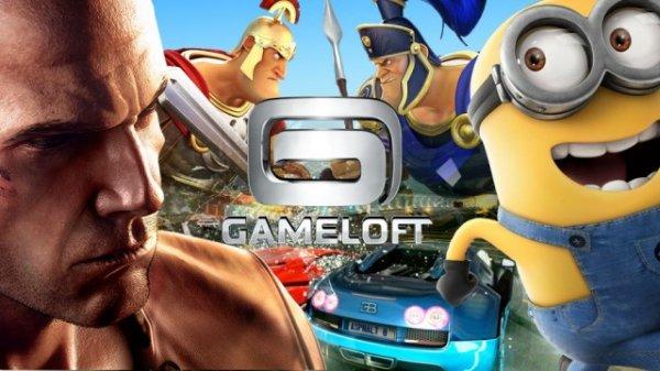 9 Gameloft Spiele im Wert von 40€ kostenlos für Nokia Lumia 625, 1020, 1320, 1520