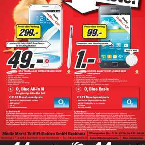 Media Markt Samsung Galaxy S2 Plus für 99 EUR (lokal @ Hamburg?)
