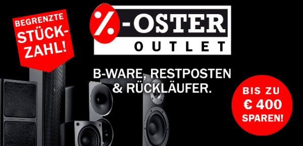 """Viele neue B-Waren Artikel im Teufel """"Oster-Outlet"""", z.B. T500 mk2 für 599,99€"""
