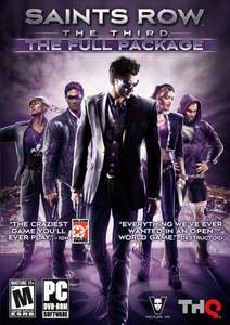 Saints Row the Third - The Full Package [Download] Amazon.com 5,99$