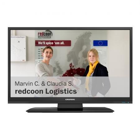 "Grundig™ - 32"" LED-Backlight-Fernseher ""32 VLE 4301 BA"" (HD-ready, 100 Hz PPR, Analog Tuner, USB 2.0) für €174.-"
