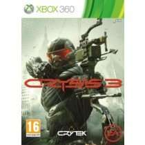 (UK) CRYSIS 3 (XBOX 360) für  13,31€ @ TheGameCollection