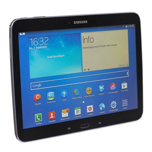 "Samsung™ - Tablet-PC ""Galaxy Tab 3 10.1 3G"" (10.1"" 1280x800,16GB,3G,Android 4.2,Schwarz) für €259.- [@GetGoods.de]"