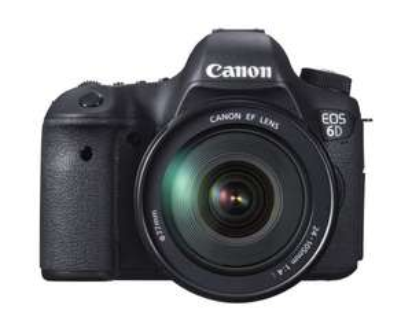 Canon 6D + EF 24-105mm L IS USM @Warehouse Deals amazon.it sehr guter Zustand (beschädigte Verpackung)