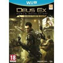 Deus Ex: Human Revolution (Director's Cut) (Wii U) für 9€ @TheGameCollection