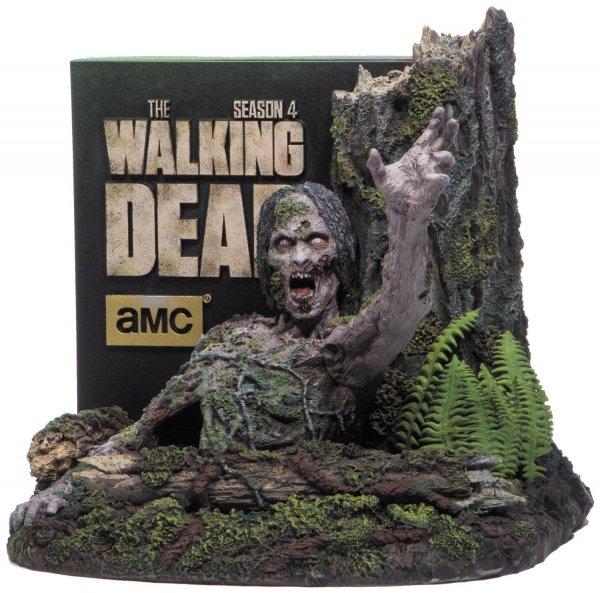 The Walking Dead: Die komplette vierte Season US Version – Limited Edition (Blu-ray) für 86,92 EUR inkl. Versand