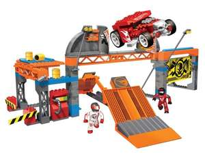 Mega Bloks Hot Wheels Super Stunt Test Facility für 18,20€ inkl. Versand @amazon.uk