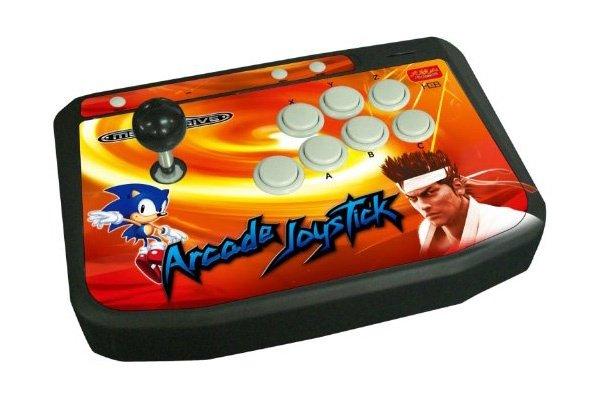 Sega Megadrive Stick Arcade Game + SD Card Slot + 26 Games für ~23,63 € inkl. Vsk.