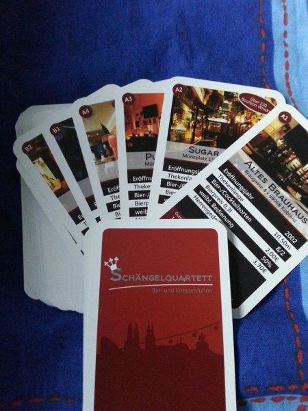 Schängelquartett - für 160€ in Koblenz trinken gehen!