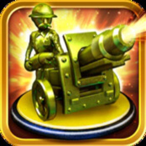 Toy Defense 1, 2, 3 gratis (iOS)