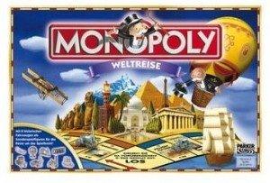 [GALERIA KAUFHOF] Monopoly Weltreise für nur 19,99 Euro inkl. Versand