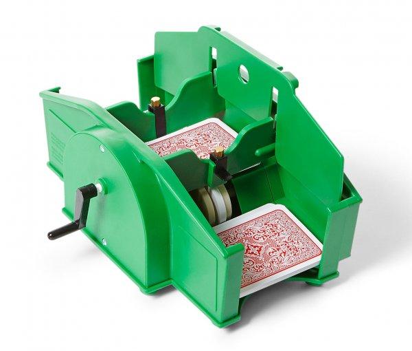 Tchibo grüner Kartenmischer 18,95