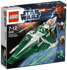 LEGO Star Wars 9498 - Saesee Tiins Jedi Starfighter von amazon
