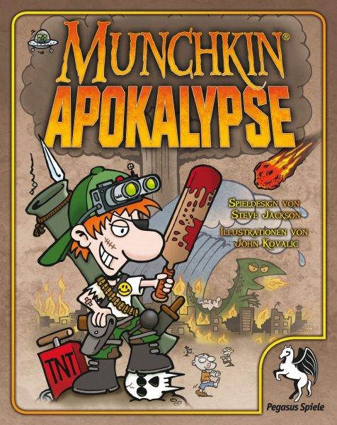 [Amazon] Munchkin Apocalypse zum guten Kurs