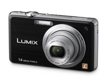 PANASONIC LUMIX DMC-FS11 - 14,1 Megapixel -  Optischer Bildstabilisator - Leica Objektiv -für 79,80 inkl. Versand