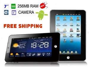 """7"""" Epad Android 2.2 WiFi Camera MID Tablet PC 3G @ ebay mit paypal"""