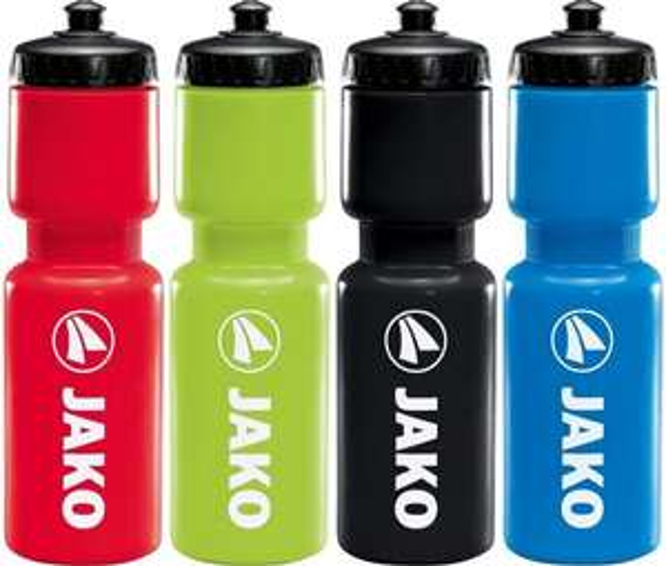 @11teamsports Trinkflasche von Jako für 2,47€ inkl. Versand (in Blau,Rot,Grün,Schwarz )