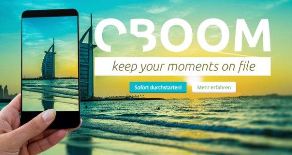 Oboom.com 48h Account gratis