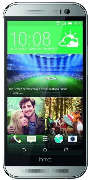HTC One M8 + PremiumSIM Flat L 1000 im O2 Netz
