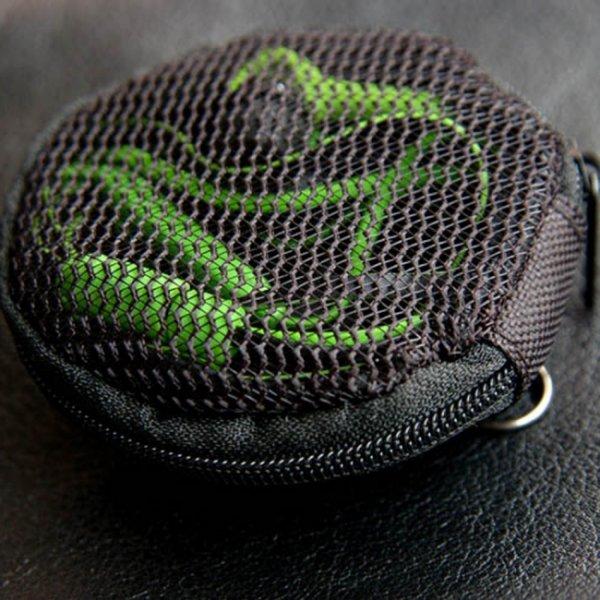 [china] Nylon-Tasche für Kopfhörer.