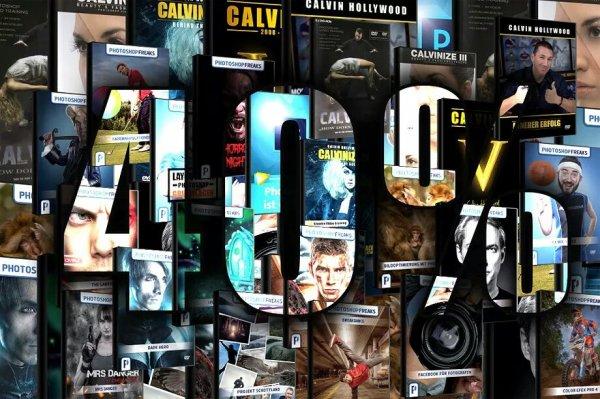 40% Rabatt auf Calvin Hollywood DVDs (Osteraktion bis Montag)