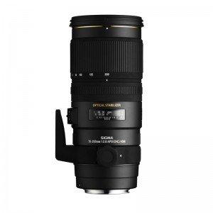 Sigma APO 70–200mm F2.8 EX DG OS HSM - Nikkon