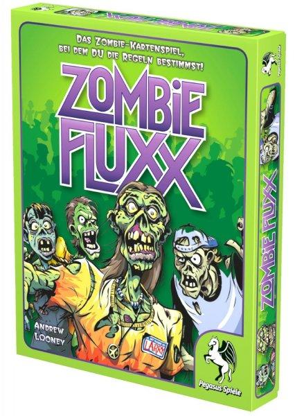Kartenspiel Zombie Fluxx @ Amazon statt 12€
