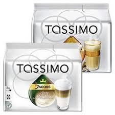 Jacobs Tassimo T-Discs nur je 2,49 Euro durch Coupies und Barcoo bei 4 Packungen