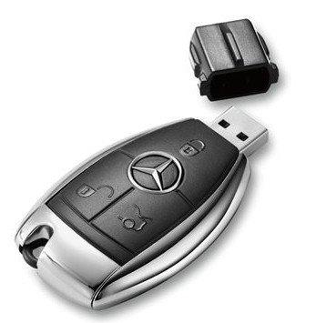 Mercedes Benz Key OptikUSB flash DRIVE 64GB