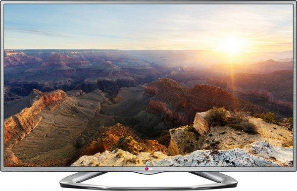 [expert.de] LG 42LN6138 LED TV (42 Zoll, 200 Hz, WLAN, Dual Core CPU, Smart TV/HbbTV) für 383 € inkl. Versand