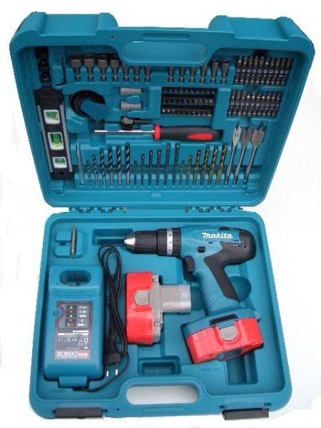 Makita 8391 DWPETK 18V Akku-Schlagbohrschrauber Set @ ebay für 119 Euro