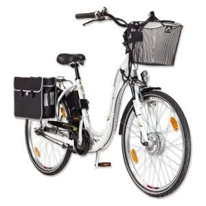 NEU Zündapp City Elektro-Fahrrad 26/28 Zoll Green 2.0 Samsung SDI 7-Gang Nabe Mod. 2014