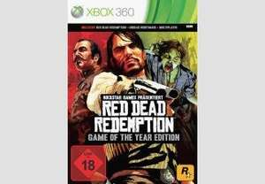 [Mediamarkt] Red Dead Redemption - Game of the Year Edition Xbox 360