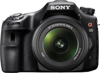 Sony Alpha 65 Kit 18-55 mm 482€ @ Saturn / bei Abholung nur 477€