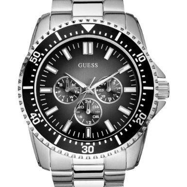 Guess Herren-Armbanduhr Edelstahl XL Mens Sport Analog Quarz W10245G4 für 56,81€ inkl. Versand @Amazon.es