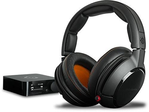 Gaming Headset SteelSeries H Wireless schwarz für 203,95€ @ZackZack - PC/PS4/PS3/Xbox 360
