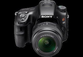 Sony SLT-A 65VL + 18-55mm II [Saturn Super Sunday]