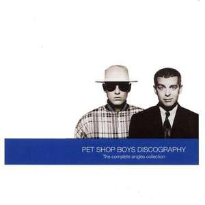 CD - Pet Shop Boys (Discography: The Complete Singles) [@play.com]