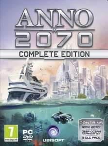 Uplay  Anno 2070 Complete Edition  PL Proxy   4,03€ ( 14,75€ nächstbester Preis)