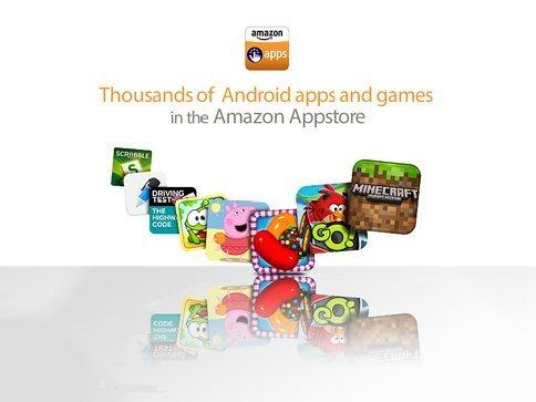 2£ Amazon App-Store Gutschein