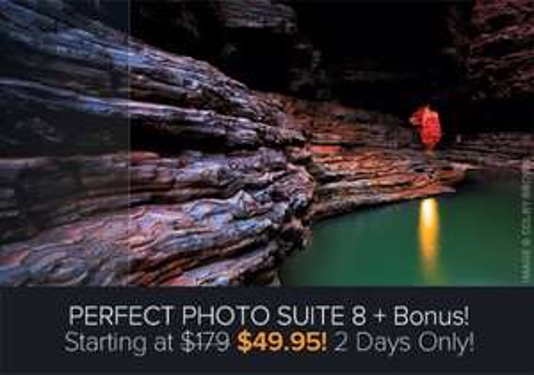 Perfect Photosuite 8 komplett 49$