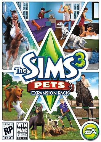 Die Sims 3 Haustiere (Erweiterung)