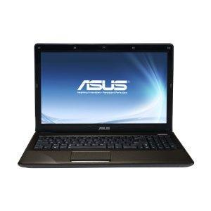 Asus X52JR-SX190V 39,6 cm (15,6 Zoll) Notebook (Intel Core i5 450M, 2,4GHz, 4GB RAM, 500GB HDD, ATI HD5470, DVD, Win7 HP ) schwarz