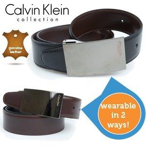 Calvin Klein Gürtel beidseitig tragbar für 35,90 €