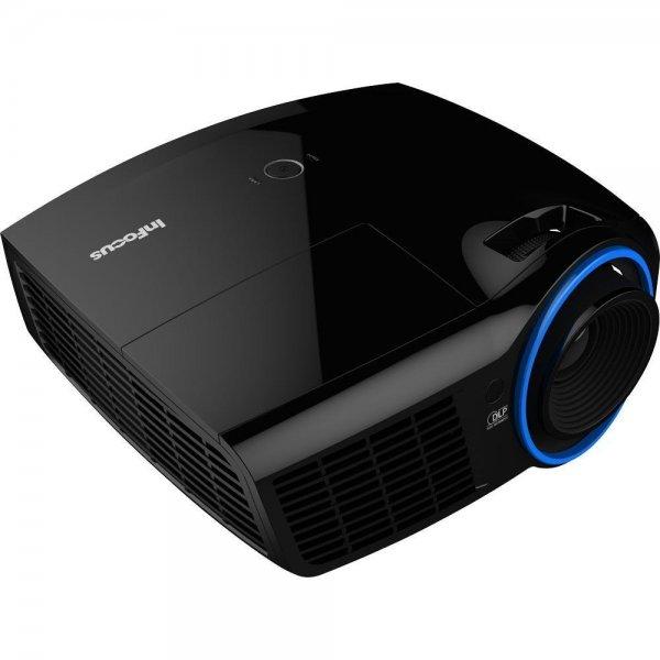 InFocus IN8606HD Günstiger Full HD 3D Beamer bei amazon WHD für 434€