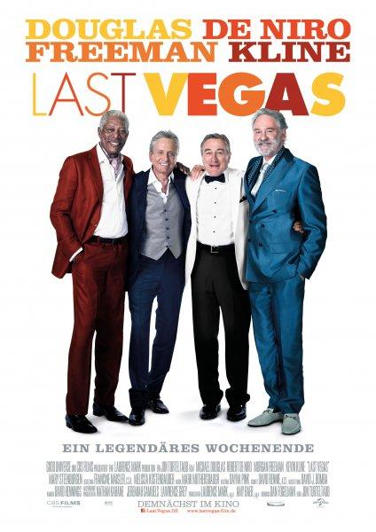 [PSN] Last Vegas (De Niro , Freeman) leihen für 0,99€ (SD) oder 1,99€ (HD)