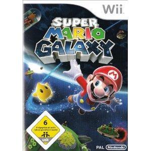 Super Mario Galaxy [WII] (gebraucht) für 20,37€ @ game.co.uk